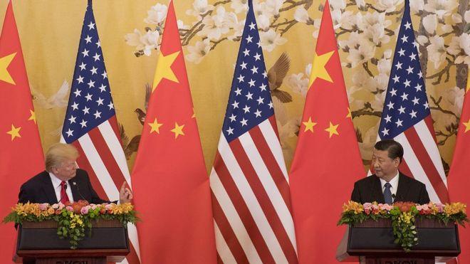 AS-Cina Sepakat Perang Dagang Ditangguhkan