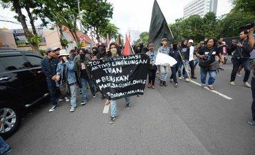 polisi-amankan-mahasiswa-penyusup-saat-aksi-hari-buruh