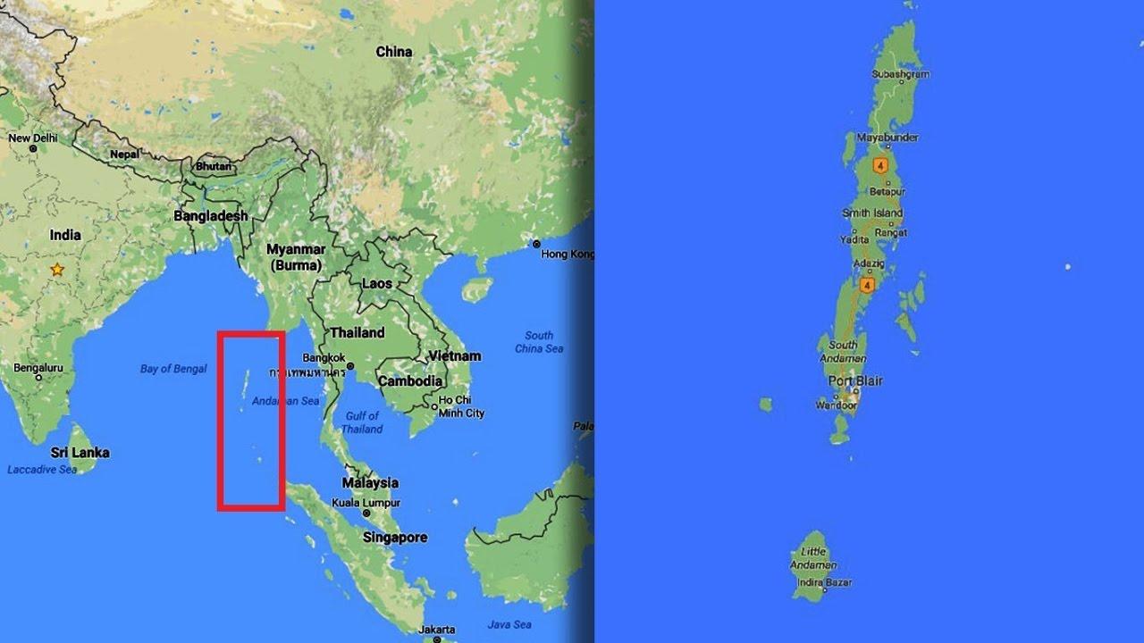 Misionaris Kristen Amerika Dibunuh Suku Terasing di Kepulauan Andaman