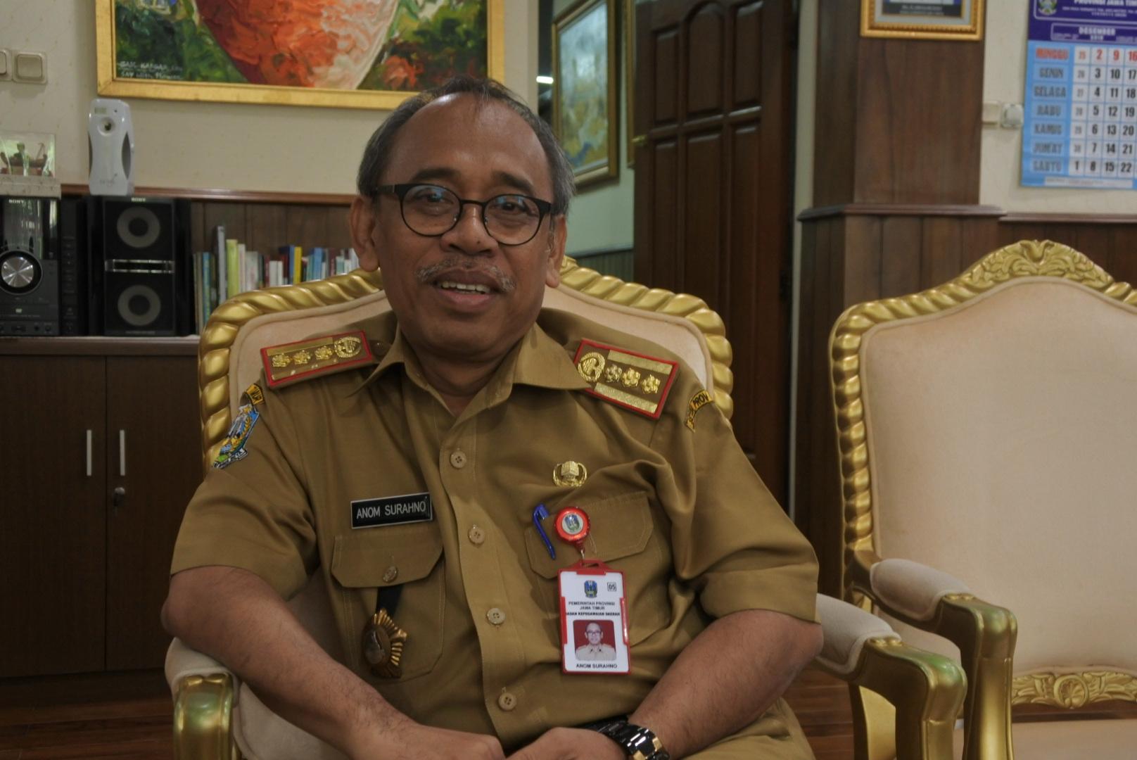 BKD Jatim Tunggu Tabulasi untuk Buka Lowongan CPNS