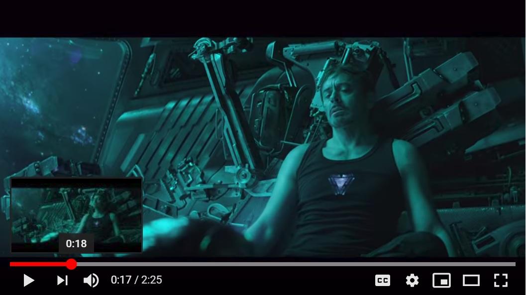 Rilis Trailer Pertama Avengers: 'Endgame', Penuh Teka Teki
