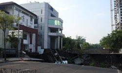 NKE Siapkan Rp 10 Miliar Untuk Perbaikan Jalan Gubeng