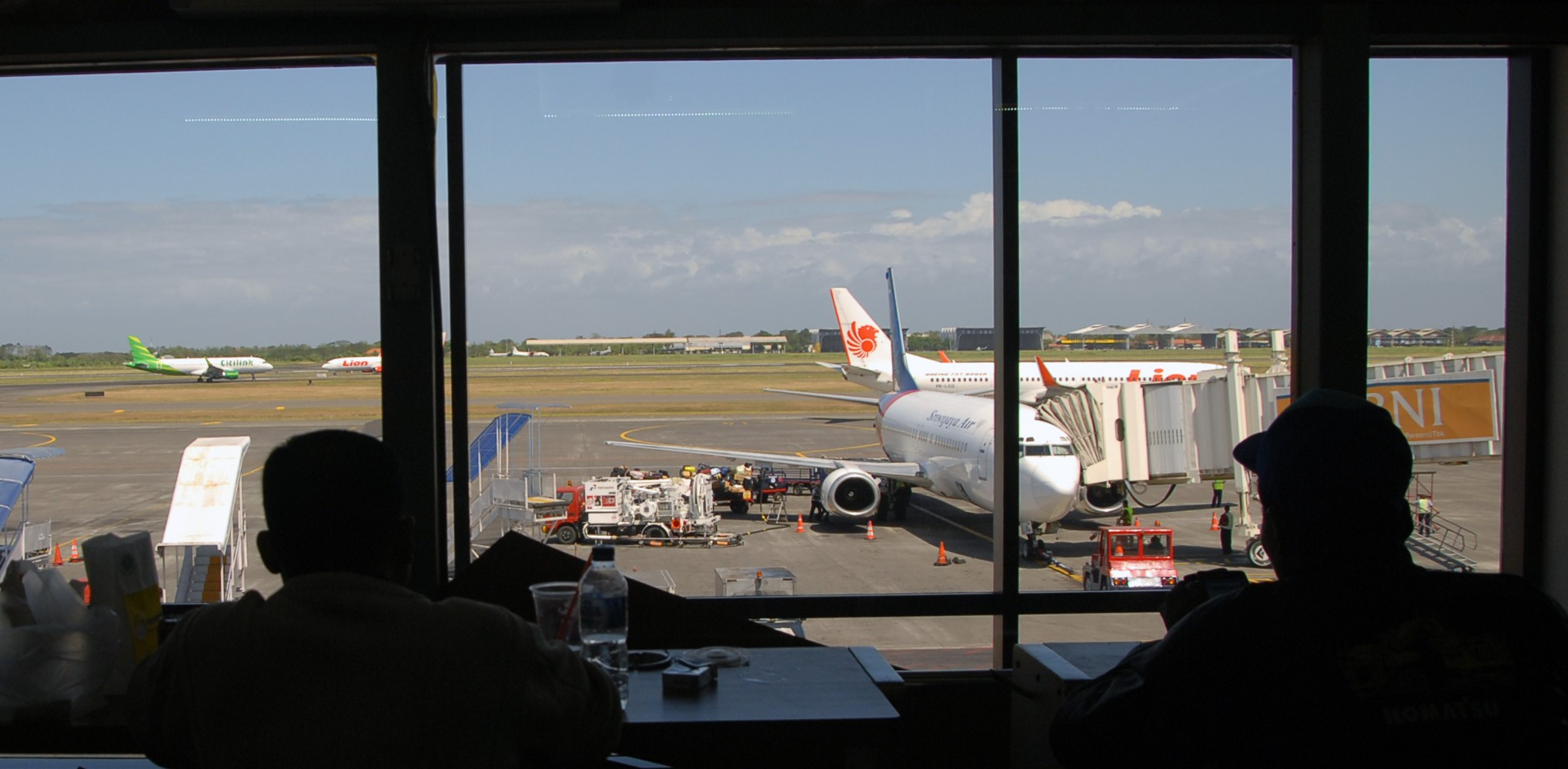 Landasan Pacu Juanda Terkelupas, Penerbangan Surabaya-Banyuwangi Ditunda