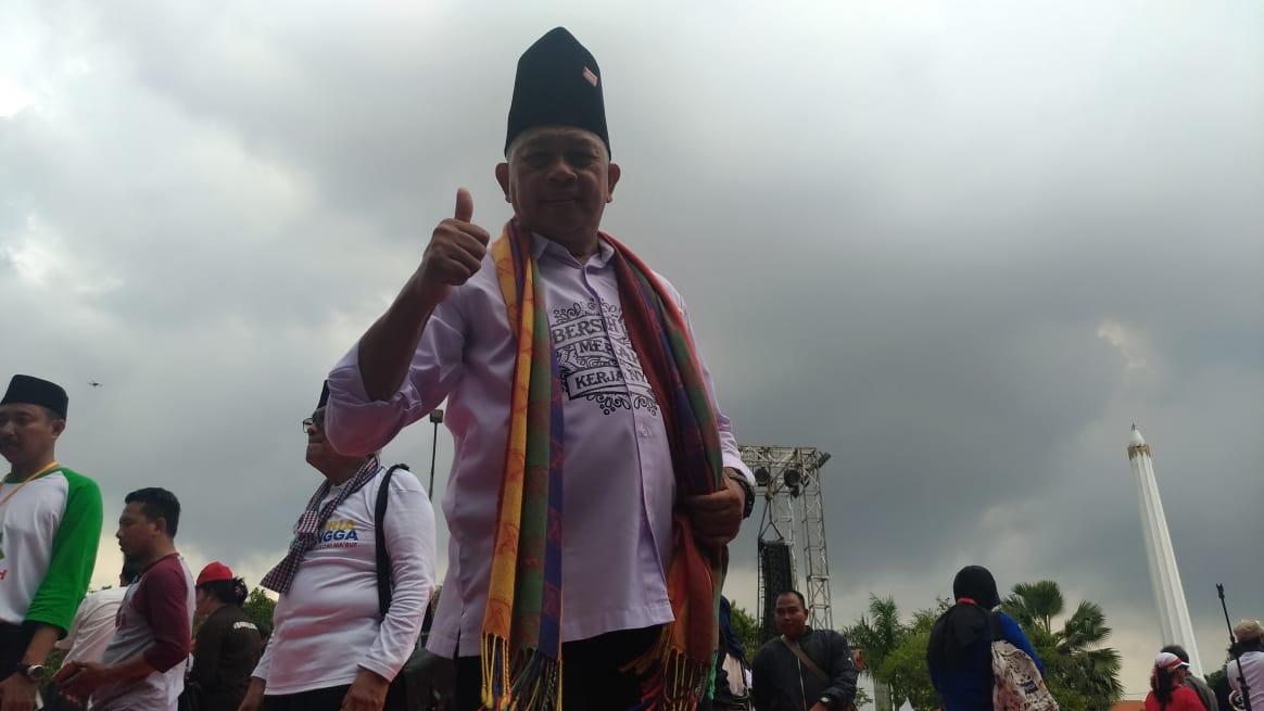 Di Surabaya Joko Widodo Dijuluki 'Jokowi Jancuk'