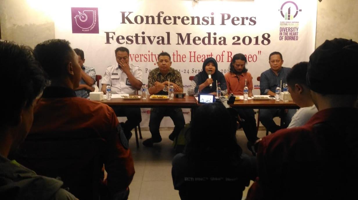 Festival Media 2018 Digelar di Pontianak