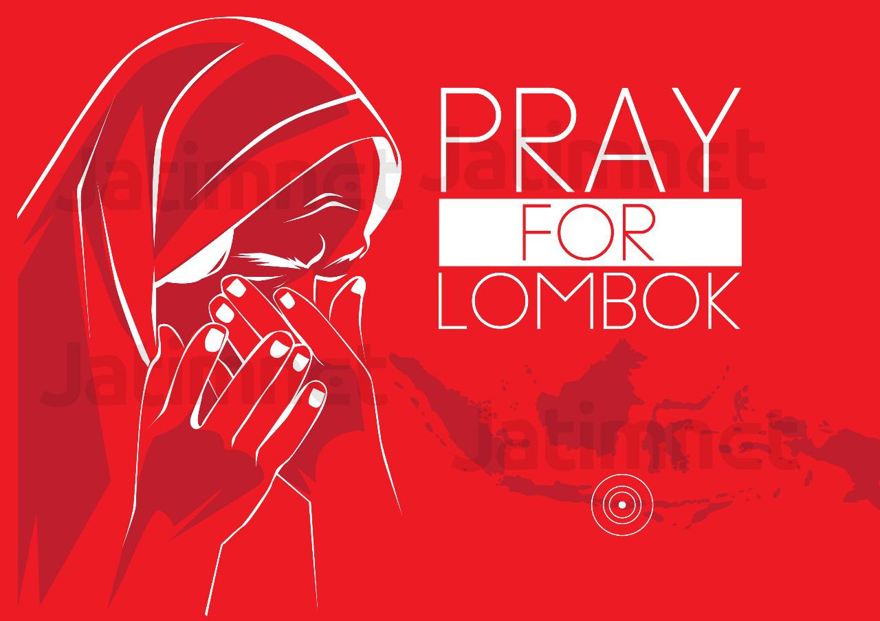 Lombok Terus Diguncang Gempa