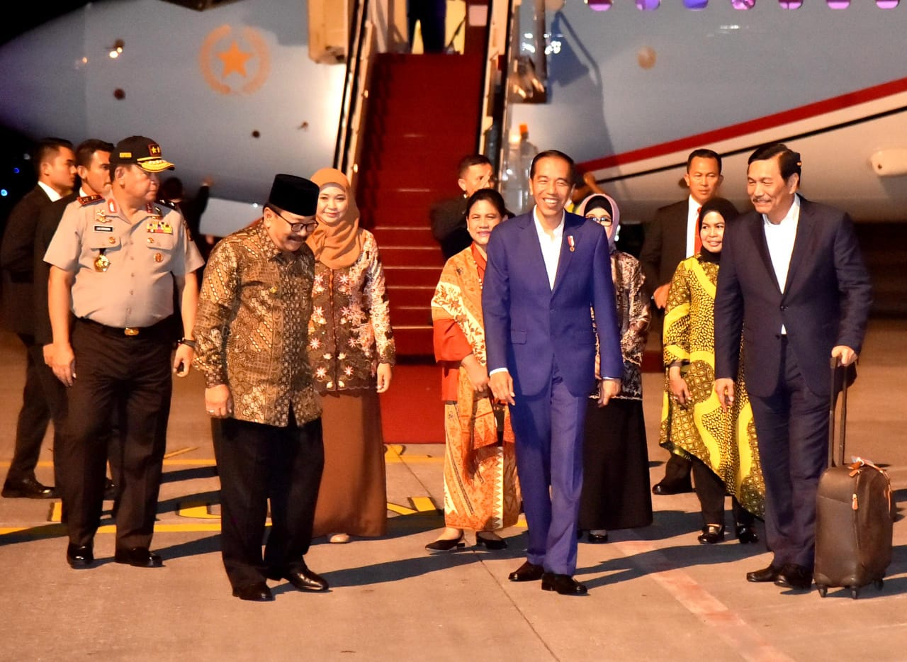 Presiden Jokowi Yakini Harga Bahan Pokok Stabil