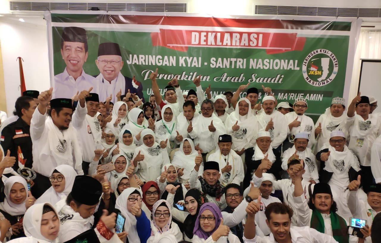 Khofifah Ajak WNI di Arab Saudi Pilih Jokowi