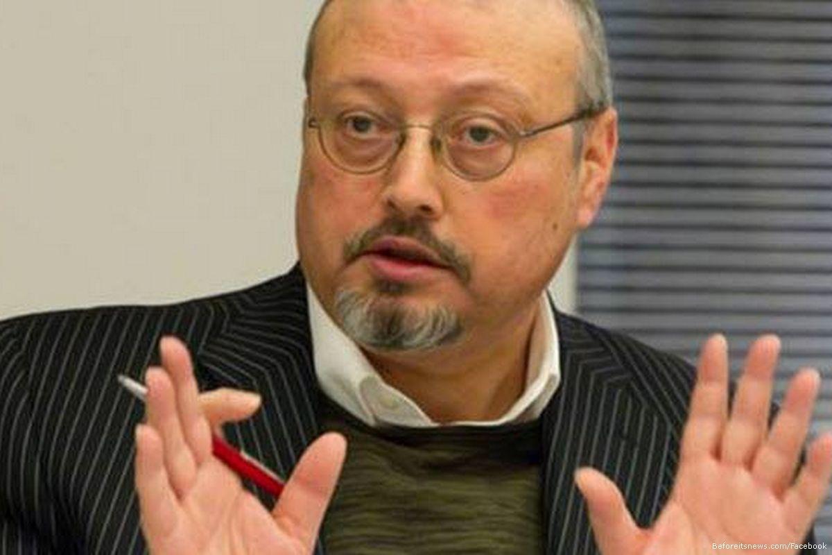 Putra Jamal Khashoggi Minta Jasad Ayahnya Dikembalikan