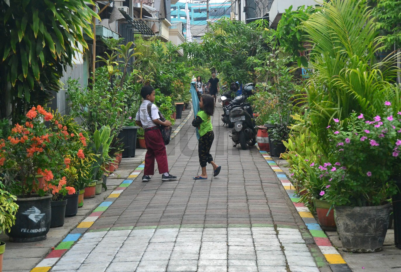 Maspati, Kampung Ramah Anak di Surabaya