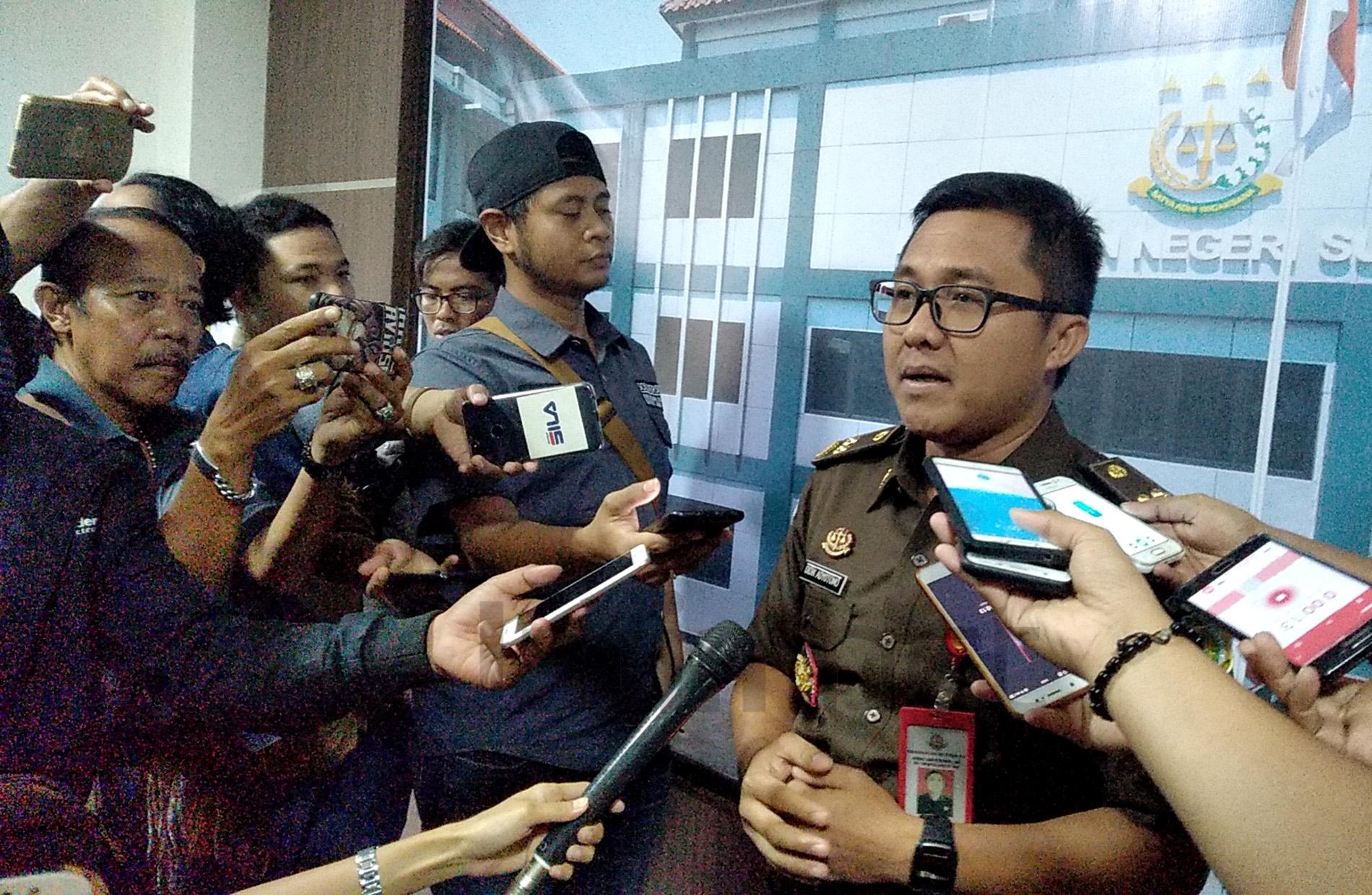 Kejari Surabaya Fokus Pembuatan Surat Dakwaan Gus Nur