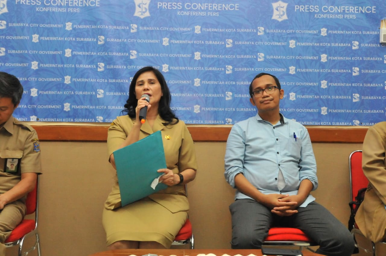 Pemkot Surabaya Waspadai Penyebaran Flu Babi