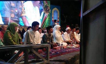 mahalul-qiyam-pcnu-khofifah-ajak-teladani-kepemimpinan-nabi-muhammad
