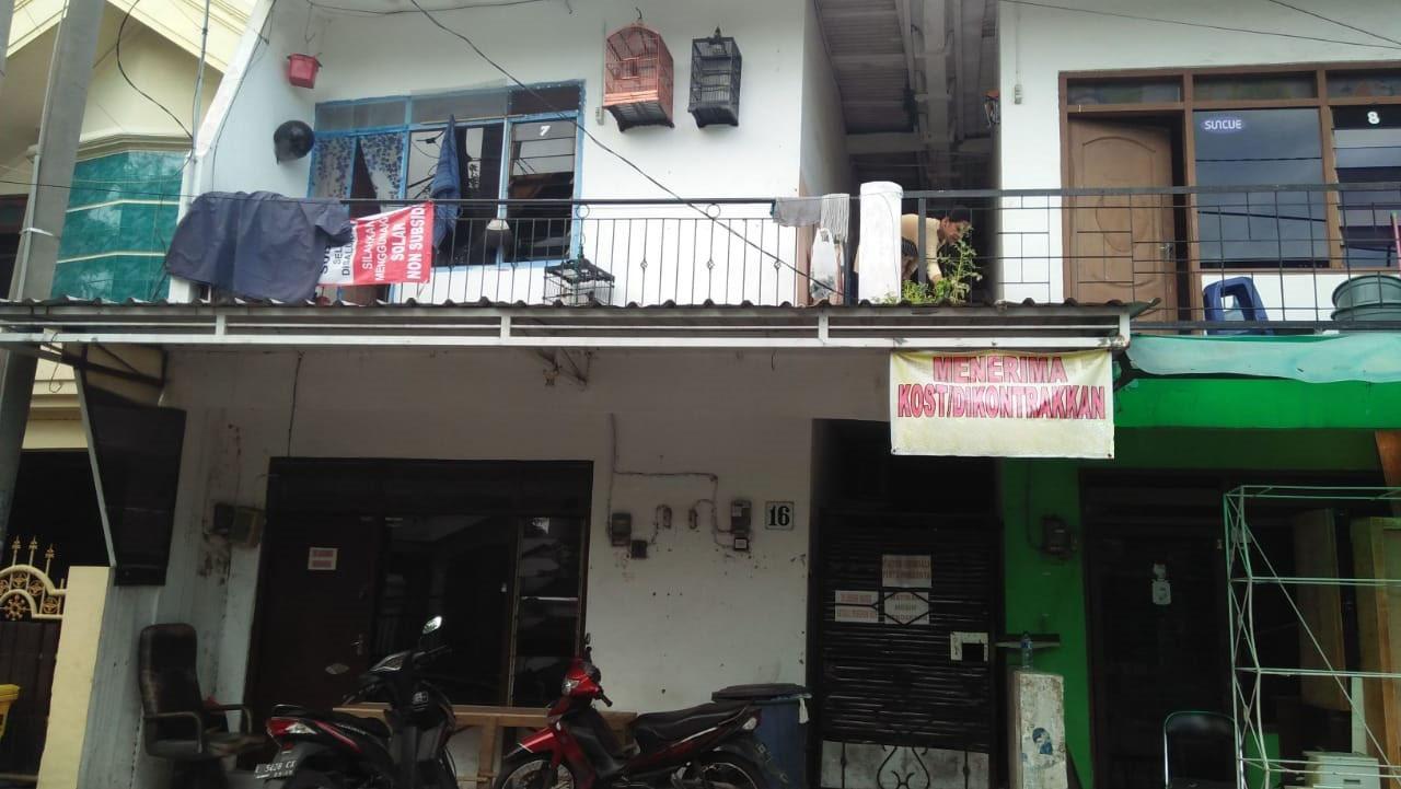 Perempuan di Surabaya Nekat Bakar Diri