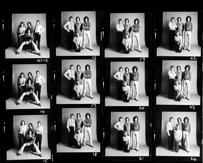 Led Zeppelin Luncurkan Sepatu Peringati Ultah ke-50