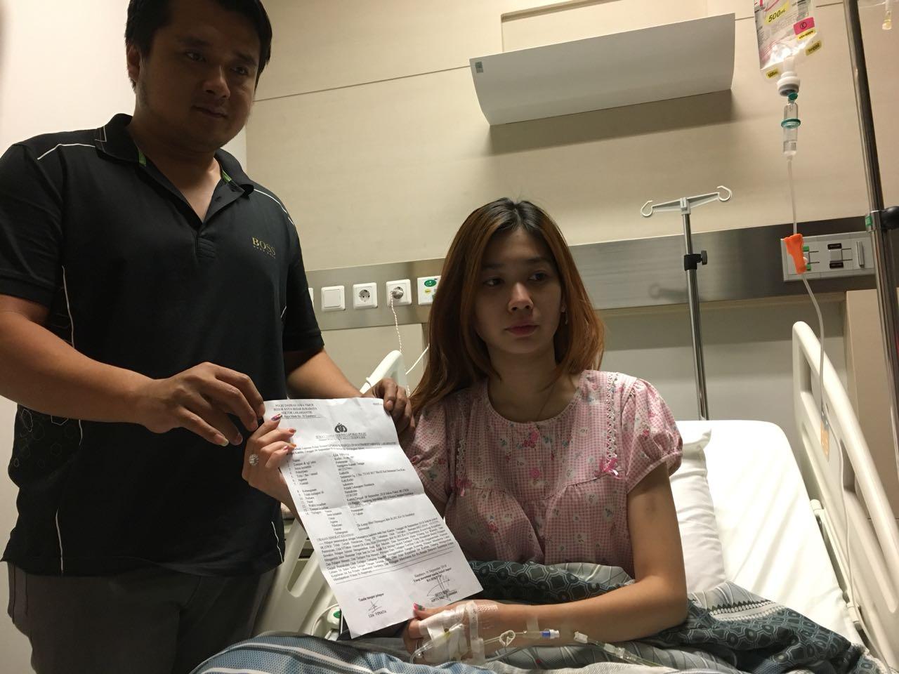 Diduga Jadi Korban Penganiayaan, Perempuan Ini Terbaring Dua Hari di RS