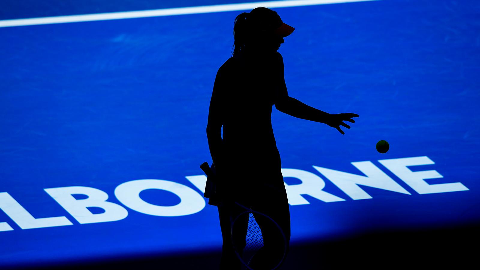 Sharapova Singkirkan Juara Bertahan