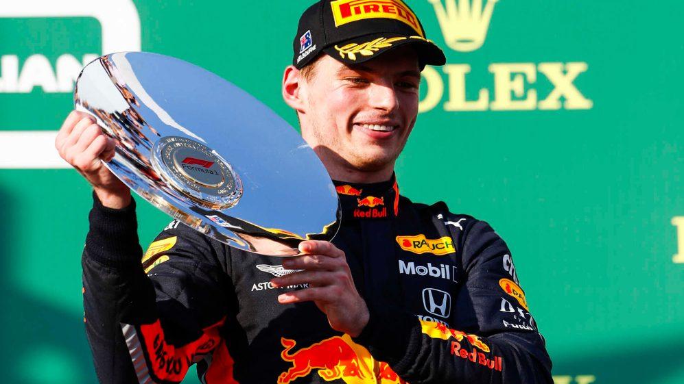 Verstappen dan Red Bull Puji Kinerja Honda