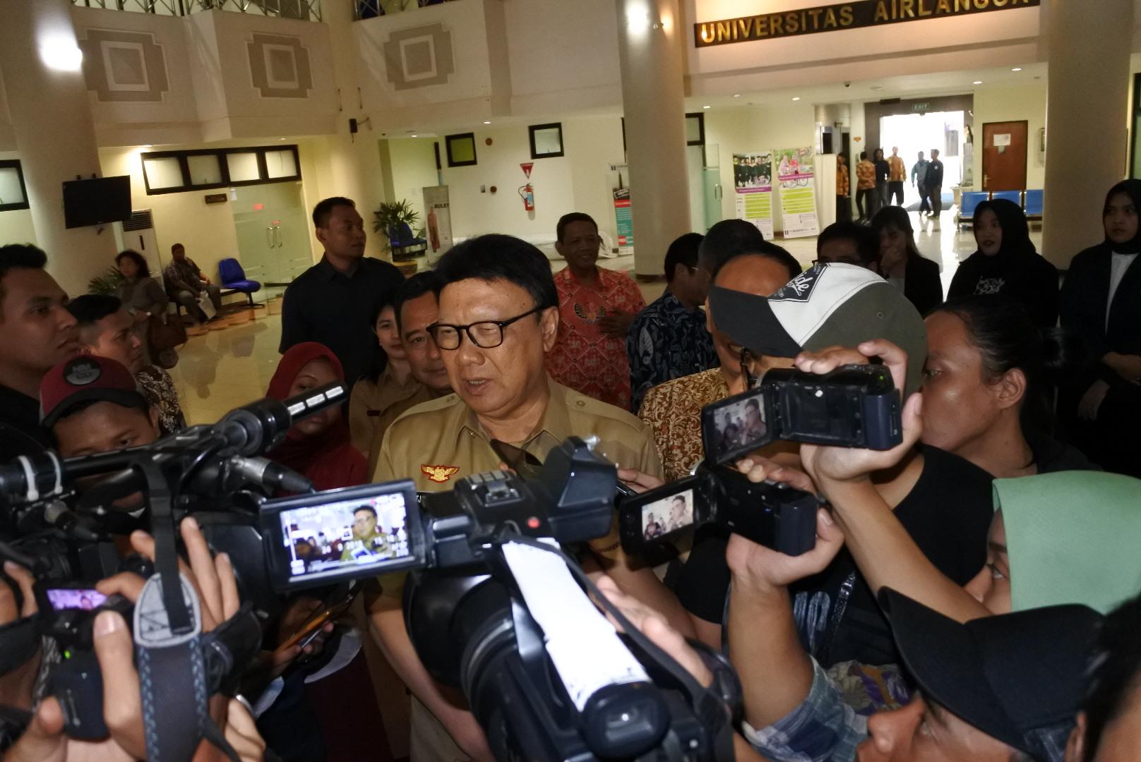 Mendagri: Kepala Daerah Tersangka Korupsi Masih Berhak Dilantik