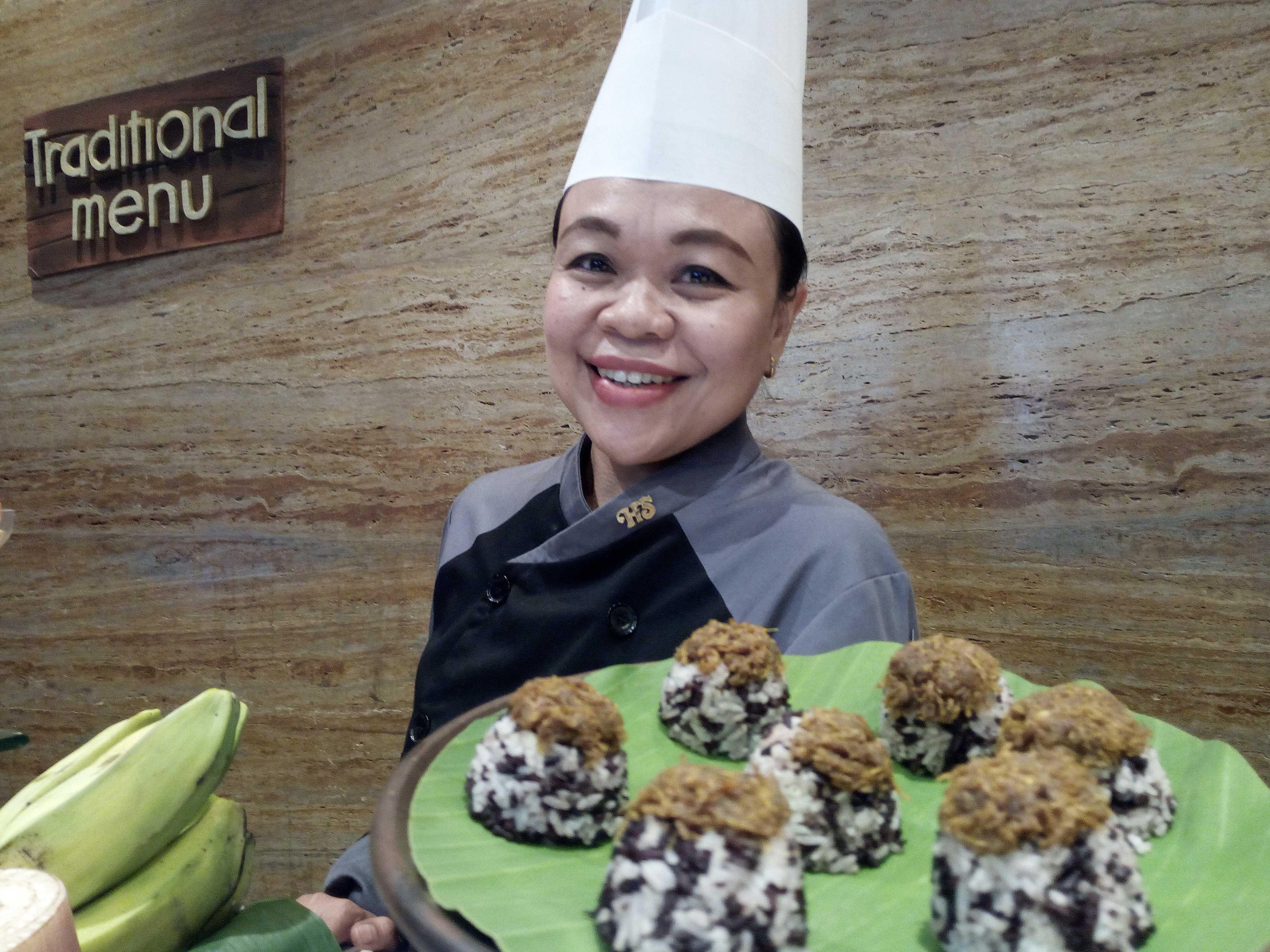 Aneka Olahan Makanan dari Pohon Pisang ala Chef Ervin