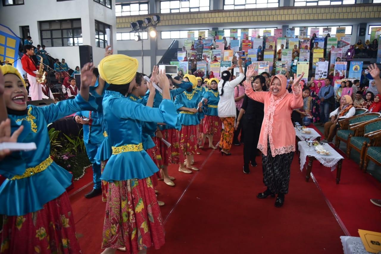 Risma Motivasi Sekolah Surabaya Bangun SDM Berkualitas