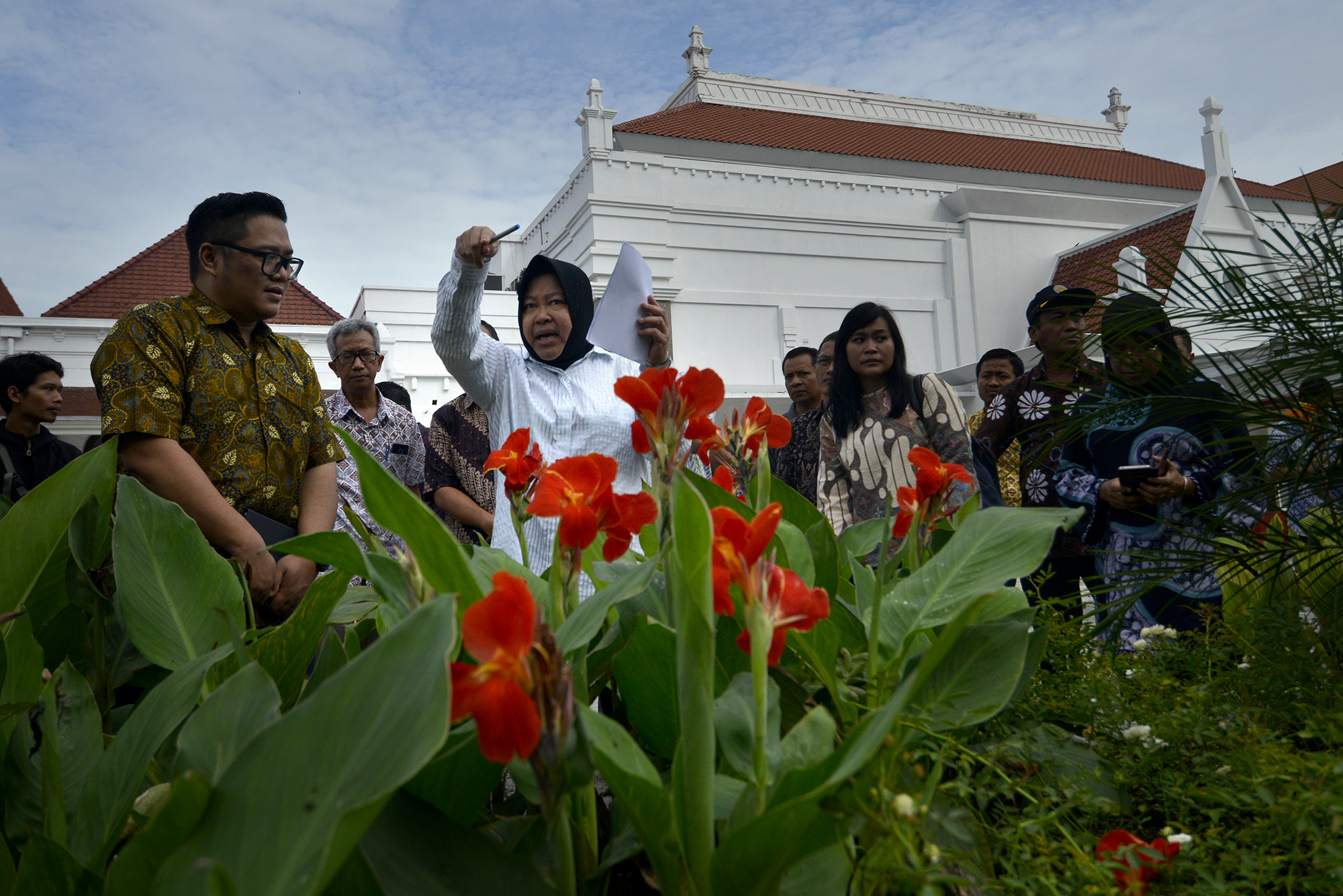 Antisipasi Ketahanan, Pemkot Surabaya Redesain&nbsp;<em>Basement</em> Balai Pemuda