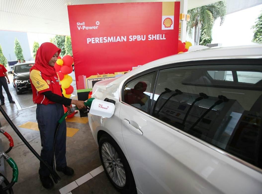 Buka Kembali, Shell Pakai Strategi Baru di Surabaya