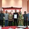 Shaggydog Terima Penghargaan Dari Istana Kepresidenan