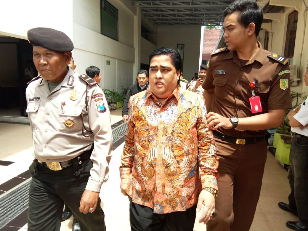Taat Pribadi Divonis Nihil oleh Hakim PN Surabaya