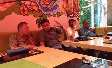 Tedjo Edhi Panasi Mesin PolitikPrabowo-Sandi di Surabaya