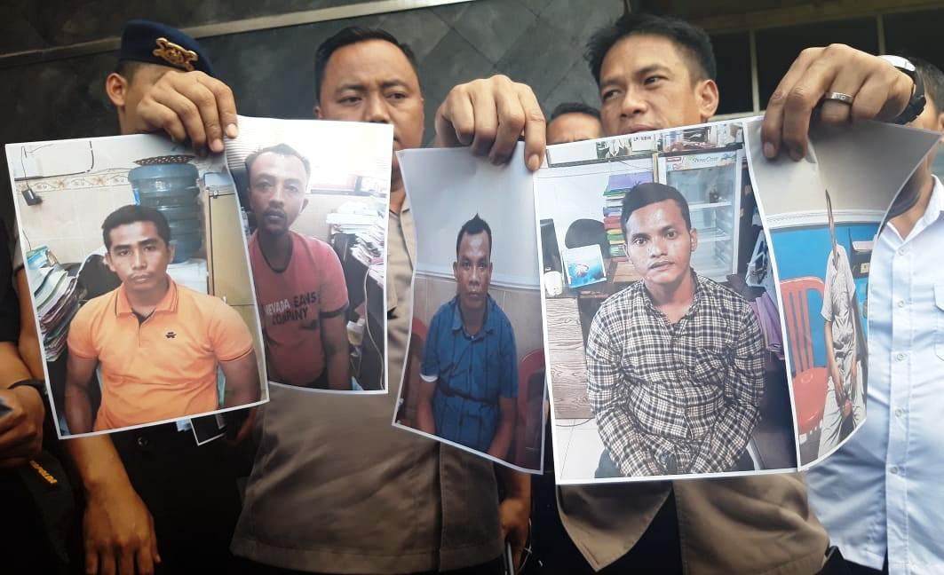 Penembakan TPS di Sampang Madura, Polisi Ringkus Lima Tersangka