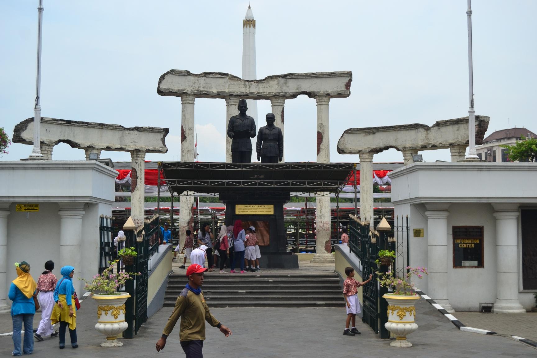Napak Tilas Pertempuran Surabaya (3-habis)