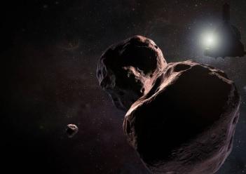 NASA Ungkap&nbsp;<em>Ultima Thule</em> Obyek Luar Angkasa Mirip Pin Bowling