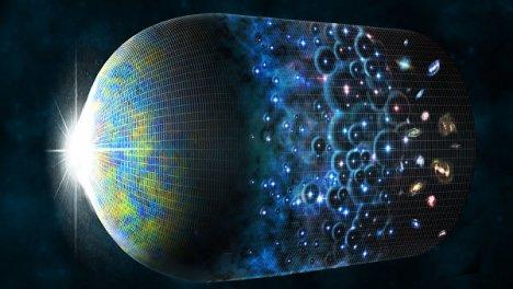 "Ilmuwan Sebut ""Waktu"" Ada Sebelum ""Big Bang"""