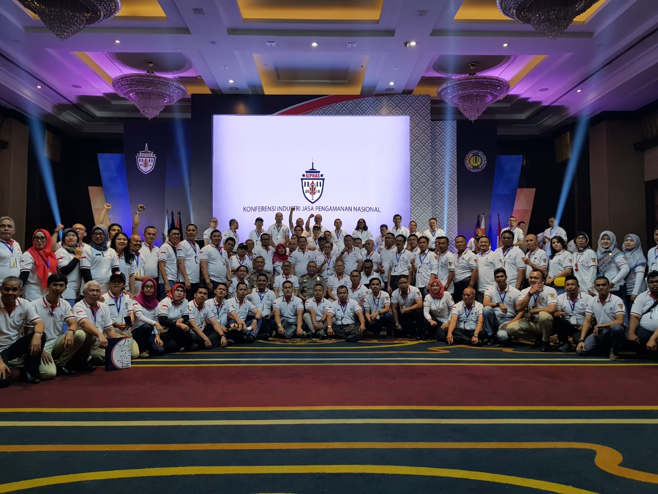 Asosiasi Jasa Pengamanan Ingin Satpam Diakui Sebagai Profesi