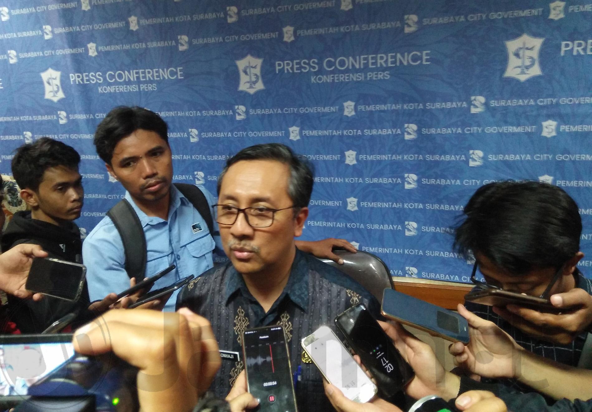 Pemkot Dorong Warga Surabaya Segera Miliki KTP Elektronik