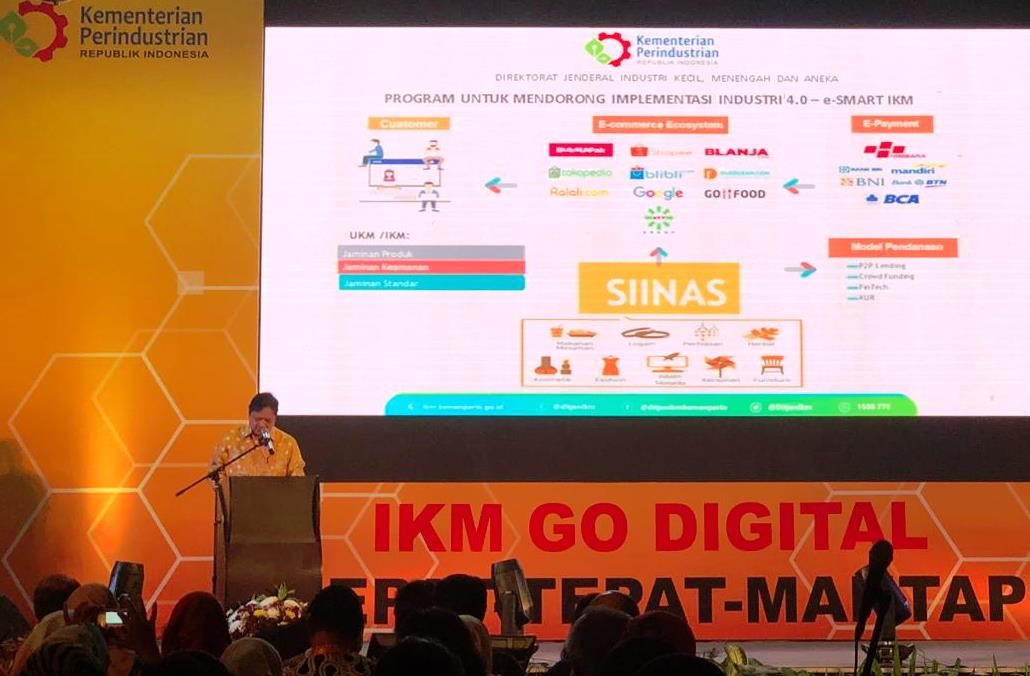 """Go Digital"", Supaya IKM Berdaya Saing Global"