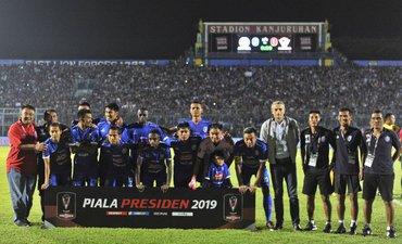 final-piala-presiden-asn-malang-wajib-pakai-atribut-arema