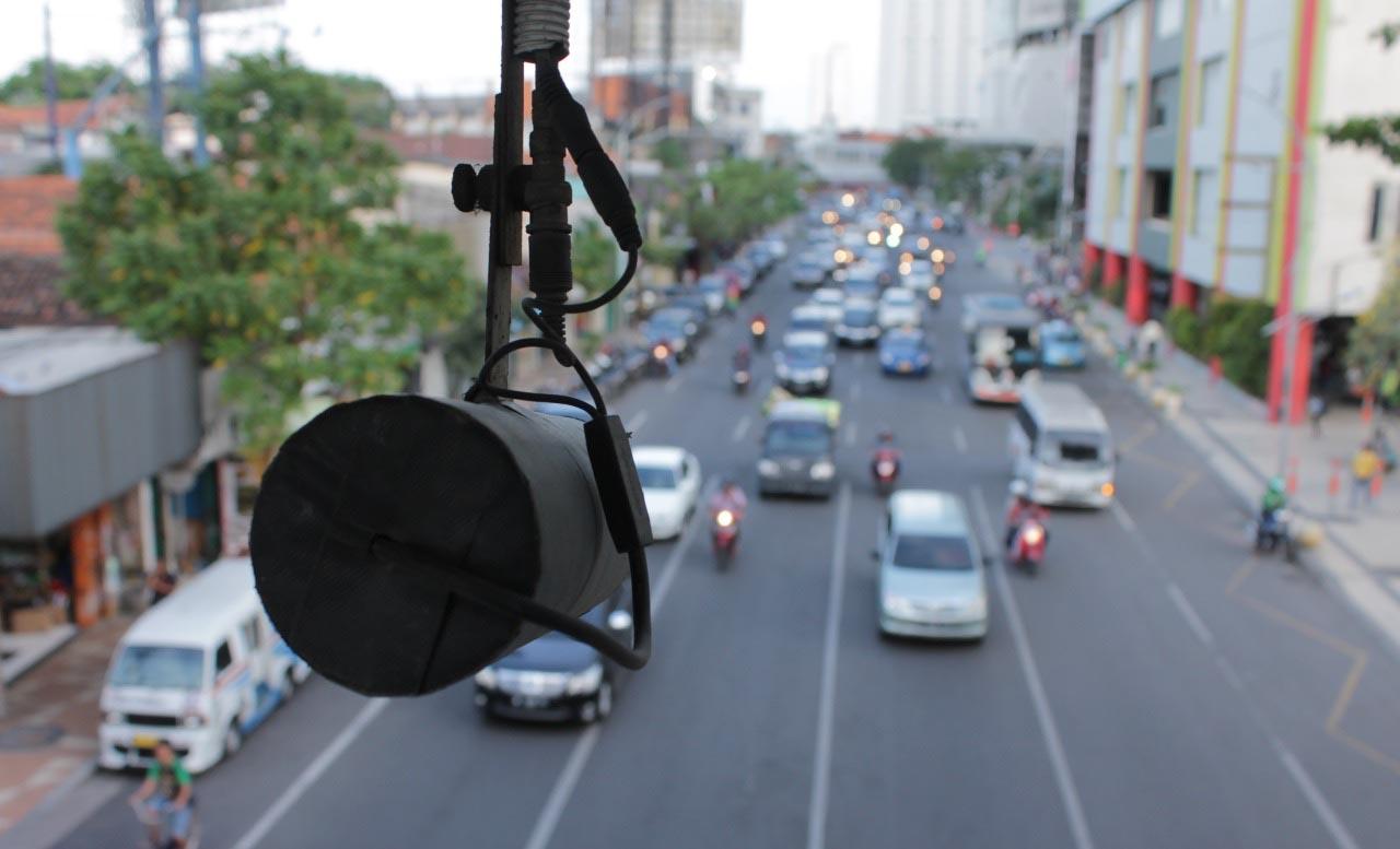Pemkot Surabaya Perbanyak CCTV di Ruas Jalan