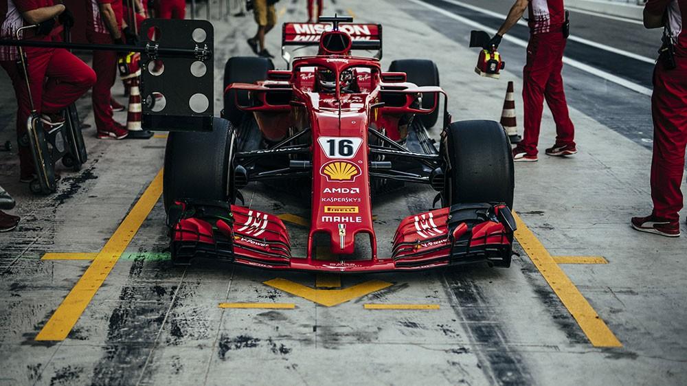 Vettel Akui Mulai Tertekan dengan Penampilan Leclerc