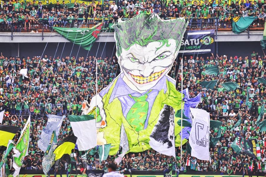 Rekor Penonton Terbanyak Piala Presiden 2019 Pecah di GBT