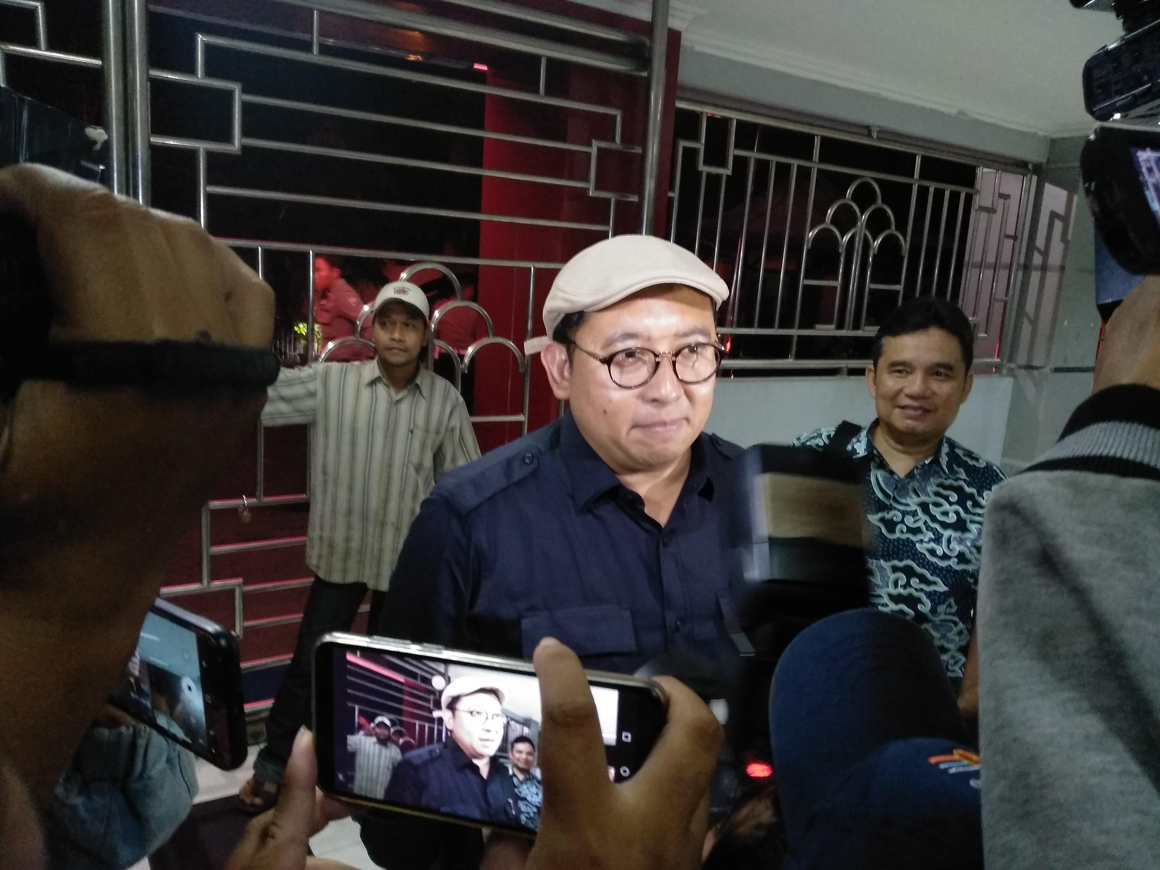 Fadli Zon Lihat Kondisi Rutan Tempat Ahmad Dhani Ditahan