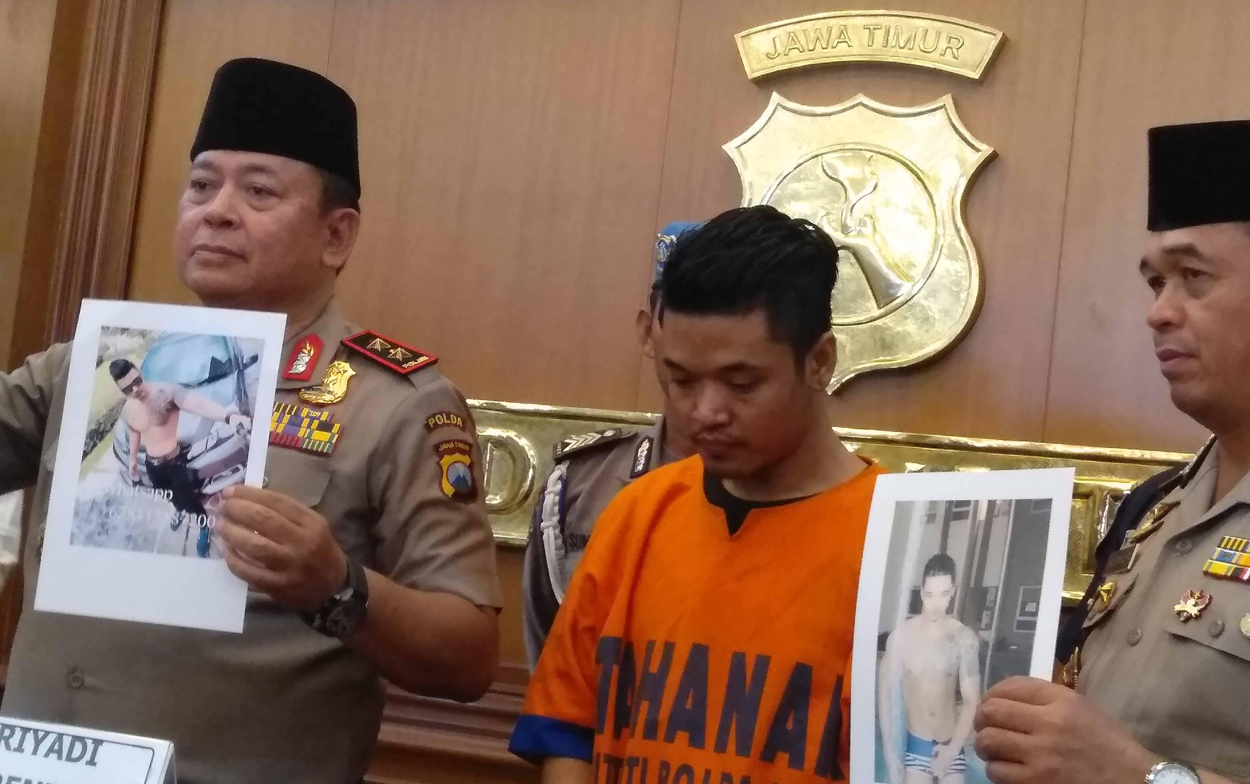 Rekam Video Intim Sesama Jenis, Supriyadi Ditangkap Polisi