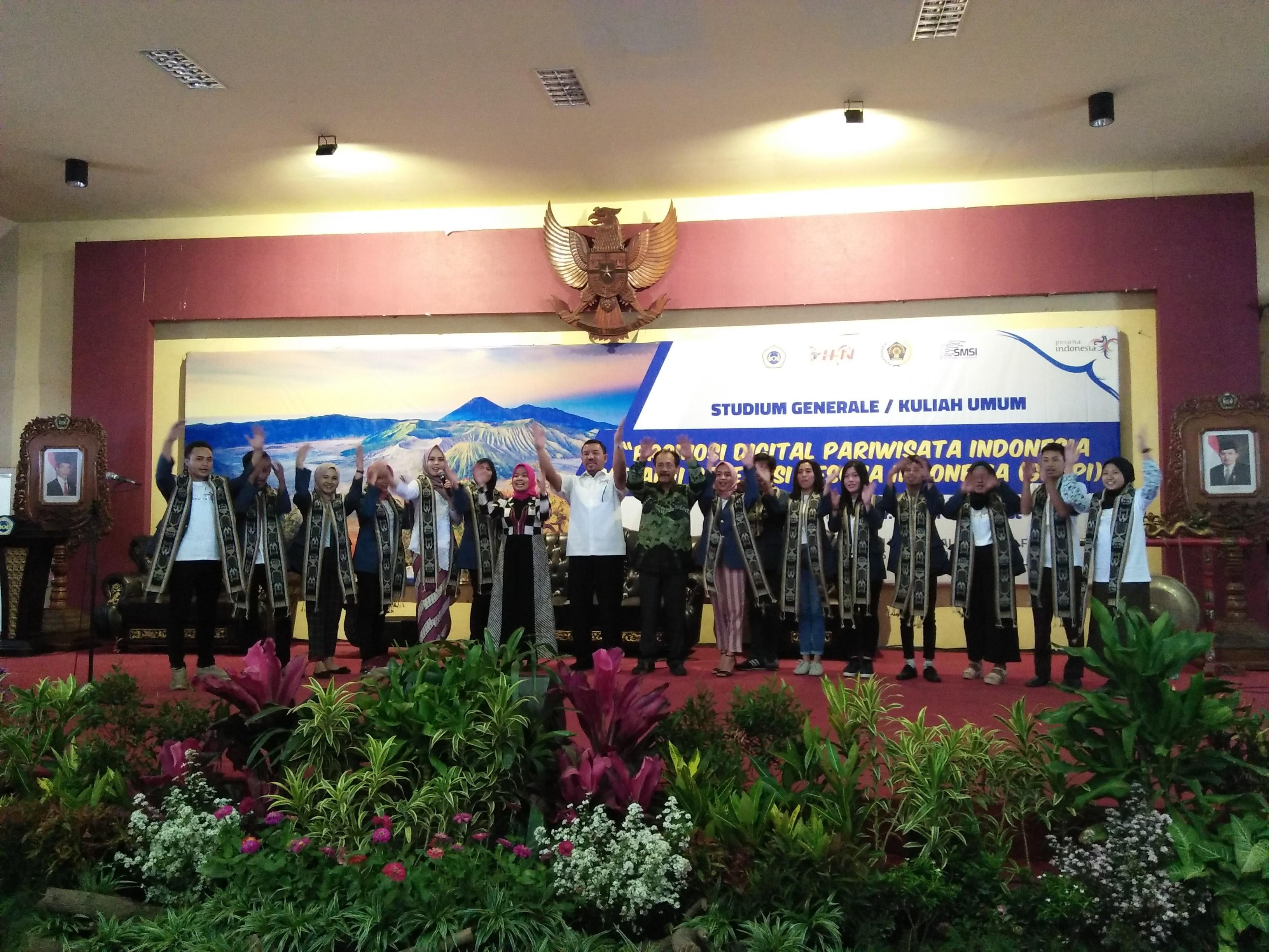 Kemenpar Bentuk GenPI untuk Promosikan Pariwisata Indonesia