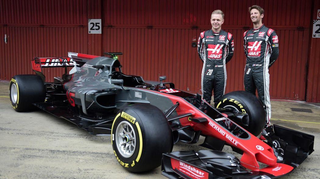 Grosjean Akui Sulit Bersaing dengan Tiga Tim Elit