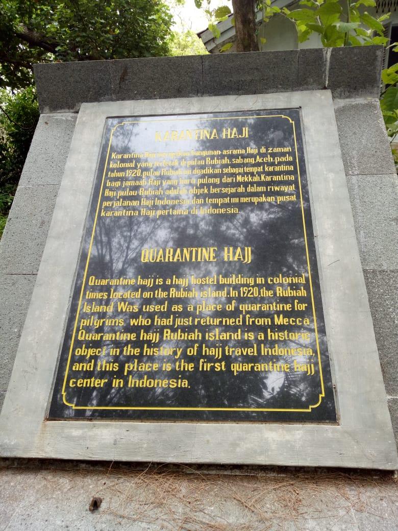 Menengok Pusat Karantina Haji Pertama di Era Penjajahan Belanda