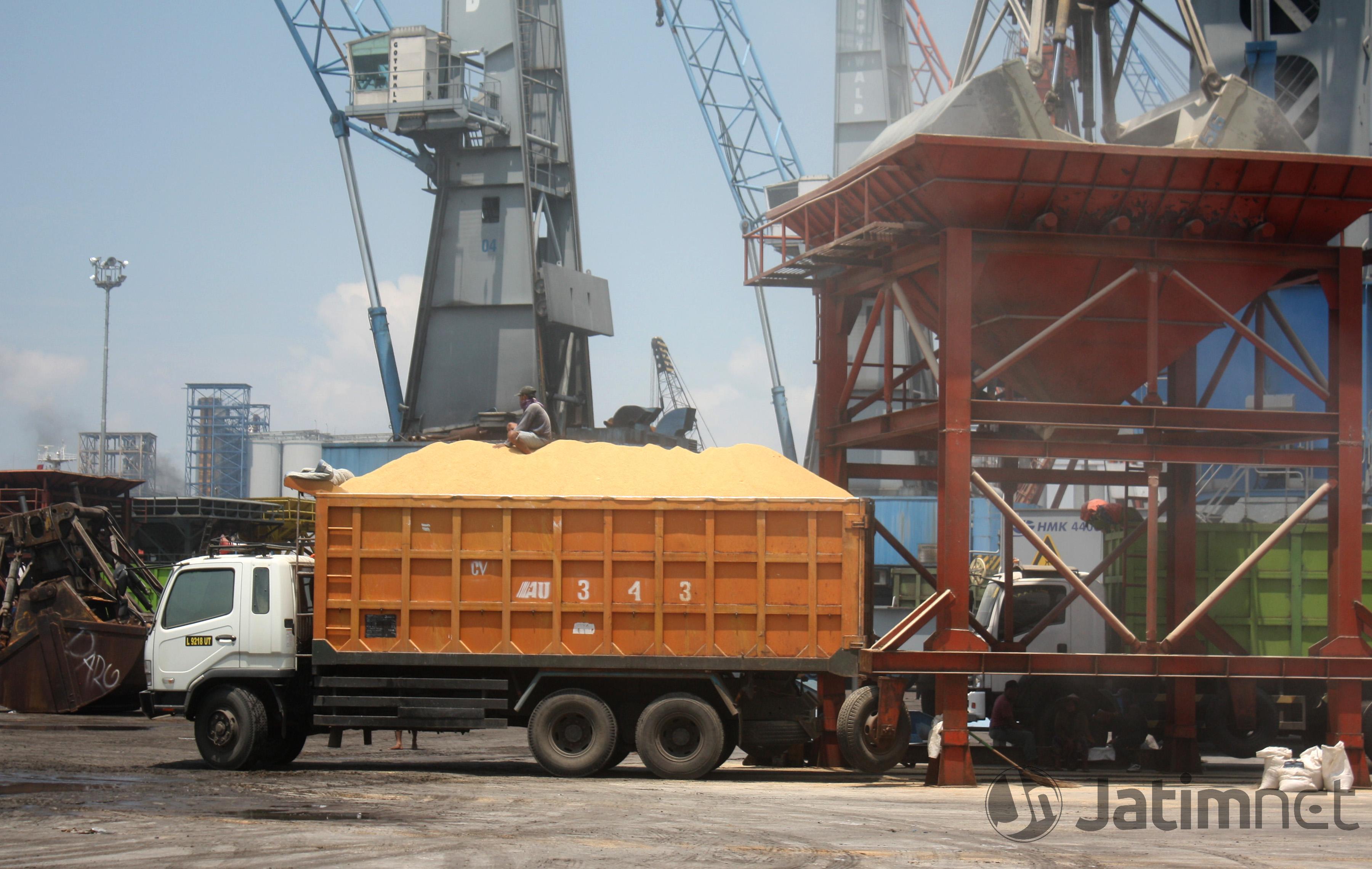 Impor Biji-bijian Meningkat 91 Persen