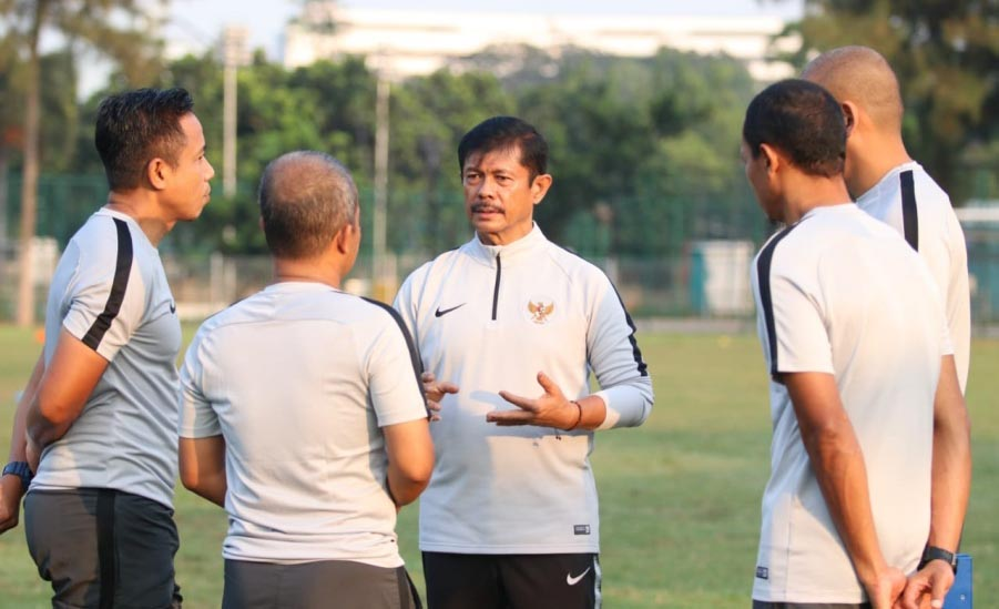 Indra Sjafri Pulangkan Tiga Pemain Timnas U-22