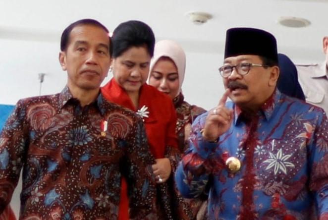 Jokowi Lega Kepercayaan Terhadap Medsos Menurun