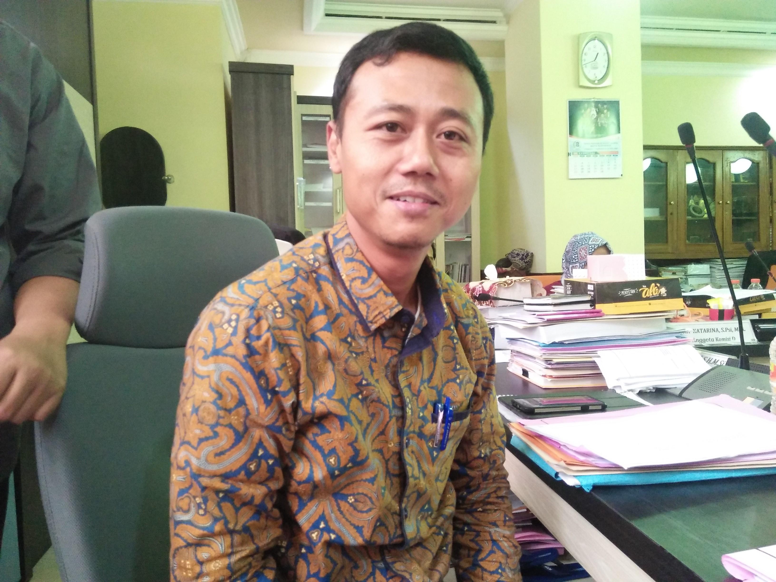 Komisi D DPRD Surabaya Tunda Pembahasan Perda KTR